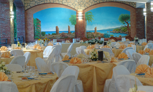 Banchetti & Eventi: Caesar Palace Hotel - Sala Germano