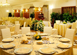 Banqueting room and events:Blue Room
