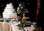 Buffet dolci e torta nuziale