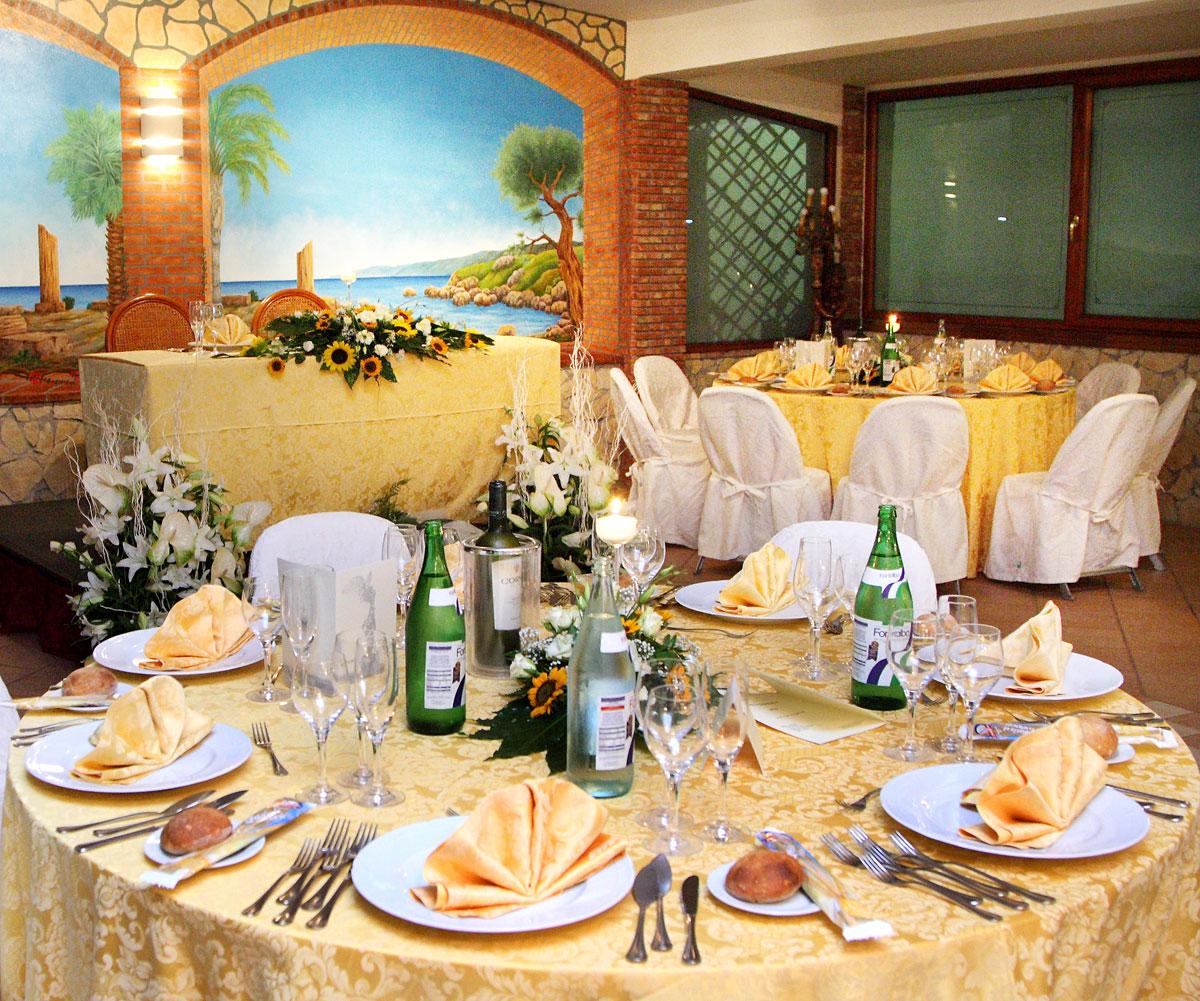 Wedding restaurant in giardini naxos caesar palace hotel - Hotel caesar palace giardini naxos ...